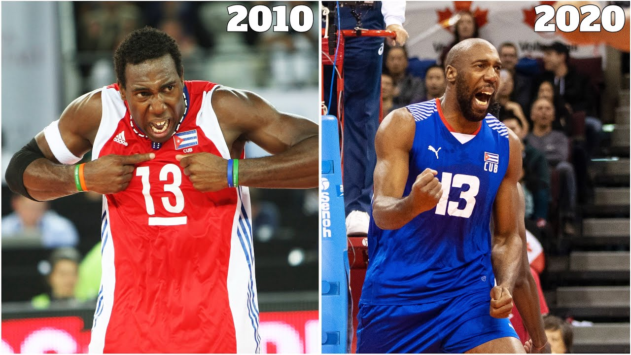 THE KING IS BACK !!! Robertlandy Simon Aties Plays for Cuba After 10 Years !!! (HD)