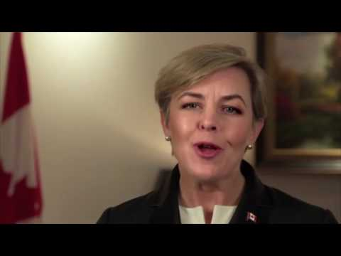 Bizarre Conservative leadership candidate Kellie Leitch posts equally bizarre video
