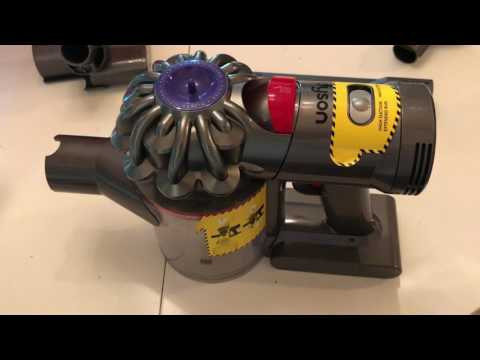 How To Clean Dyson Cordless Vacuum