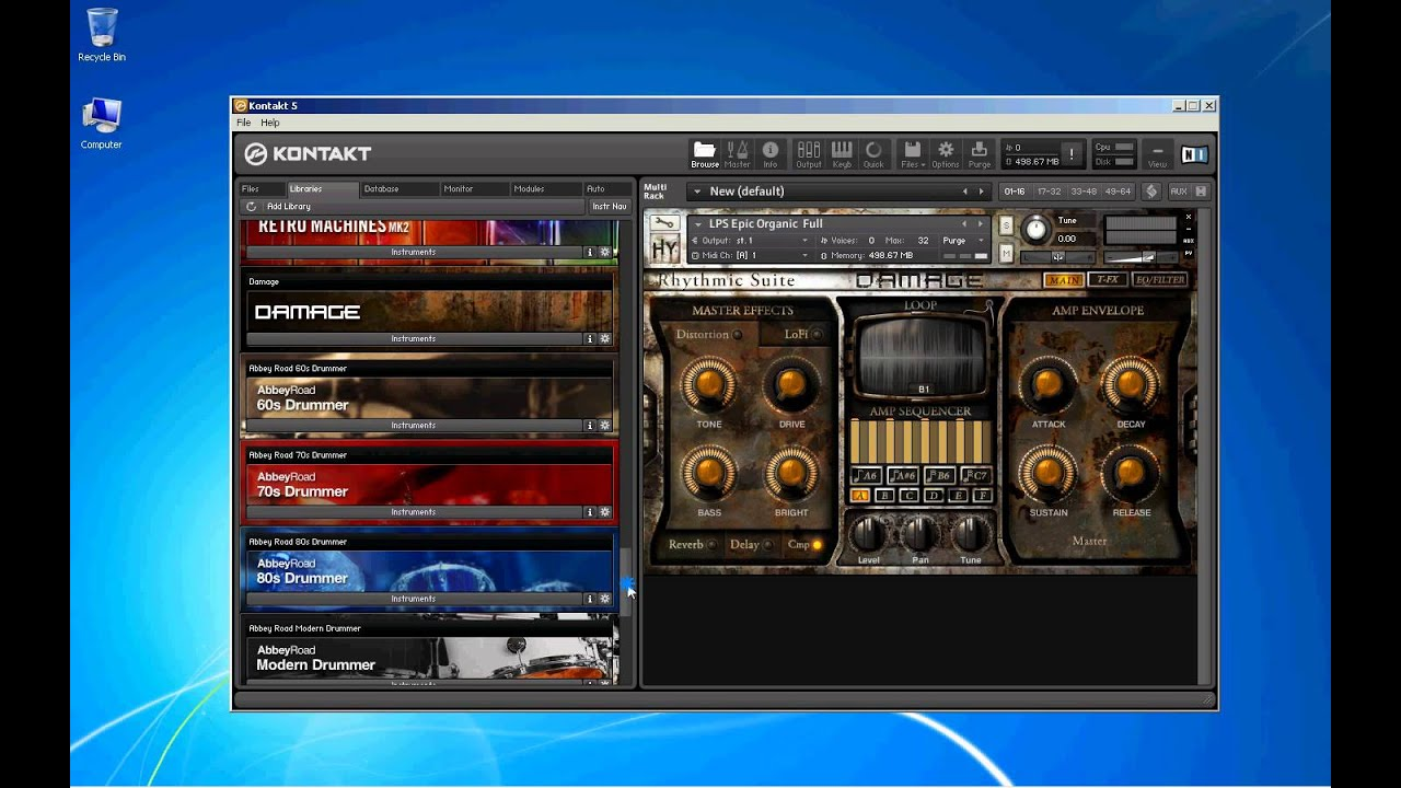 native instruments komplete 9 ultimate content
