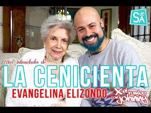 Evangelina Elizondo habla de Disney | Johnny Carmona | Entrevista completa