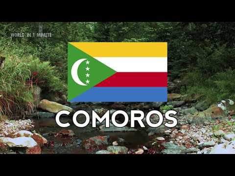 Comoros Country Information || World In 1 Minute