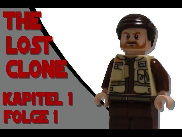 The Lost Clone  Episode 1 Kapitel 1 II Brickfilm German II LegoTablette
