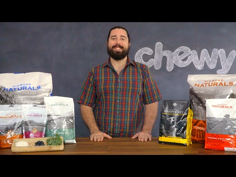 Diamond Naturals Dog Food and Dog Treats | Chewy