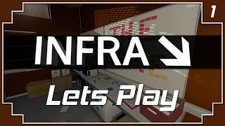 Infra - Getting Lost A lot - [Part 1][PC GAME-PLAY]
