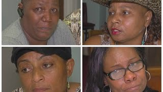 Baltimore mothers of murdered sons share experiences