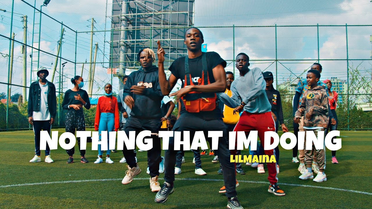 LILMAINA - NOTHING THAT IM DOING (DANCE CHOREOGRAPHY)  FT KAHU$H | Dance98