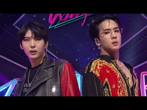 《Comeback Special》 VIXX LR (빅스LR) - Feeling+Whisper @인기가요 Inkigayo 20170903