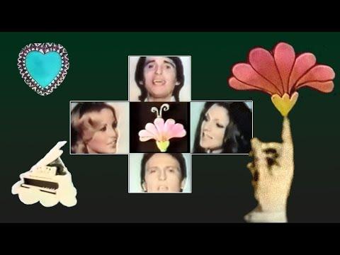 ΠΑΣΧΑΛΗΣ, ΜΑΡΙΑΝΝΑ, ΡΟΜΠΕΡΤ, ΜΠΕΣΣΥ - Μάθημα Σολφέζ (ESC 1977 - Greece, Original Video)