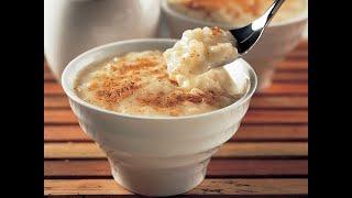 Turkish Rice Pudding/СЮТЛАЧ ОТ ТУРЧАНКИ/ОЧЕНЬ ВКУСНЫЙ ТУРЕЦКИЙ ДЕСЕРТ