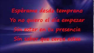Espérame - Jesús Adrian Romero - Con letra