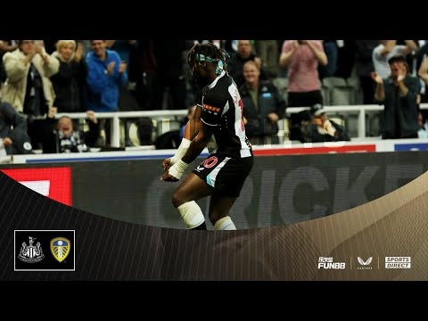 Newcastle United 1 Leeds United 1 |  Highlights of the Premier League