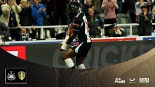 Ньюкасл  1-1  Лидс Юнайтед видео