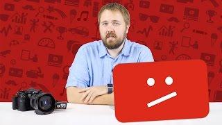 На YouTube отключают монетизацию?