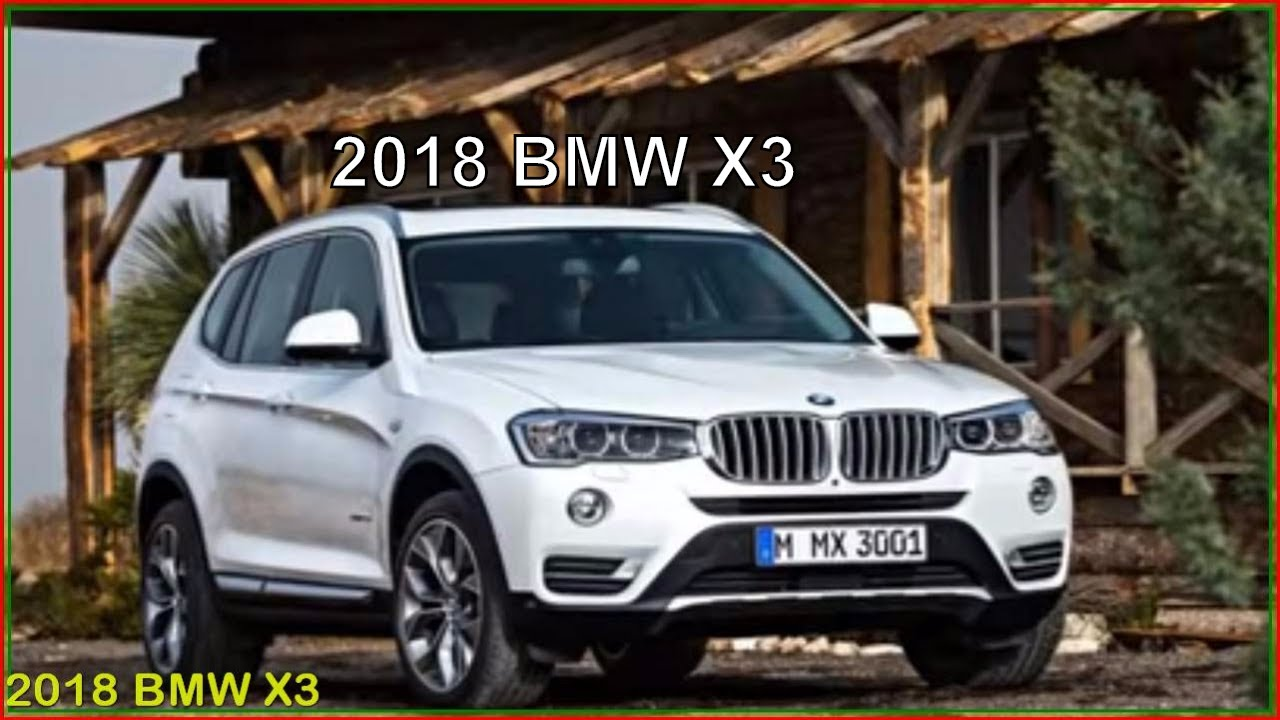 Bmw X3 2018 New Spied Interior Exterior Reviews