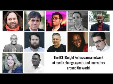 ICFJ: About Us