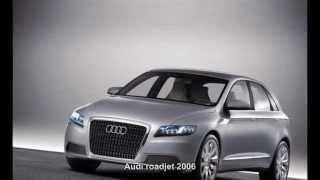Audi Roadjet Concept Videos
