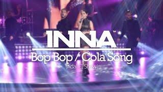INNA | 2016 - BopBop/Cola Song live @  Adal El Show (Mexico)