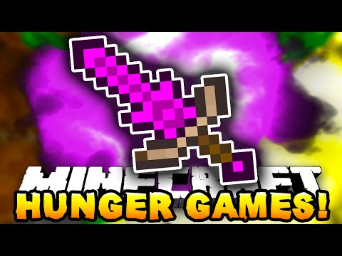"Minecraft HUNGER GAMES #4 ""OP SWORD?!"" w/ PrestonPlayz & Kenny"