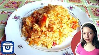 Рис с овощами: как приготовить рис с овощами в мультиварке Панасоник