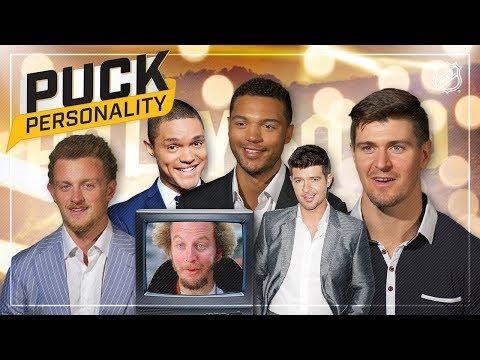 NHLers Pick Their Celebrity Look-alike