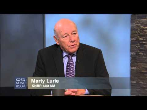 "KQED Newsroom Segment: KNBR's Marty Lurie talks about S.F. Giants' ""group of warriors"""