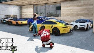 GTA 5 REAL LIFE MOD #570 - HAPPY NEW YEAR 2019!!! (GTA 5 REAL LIFE MODS) 4K