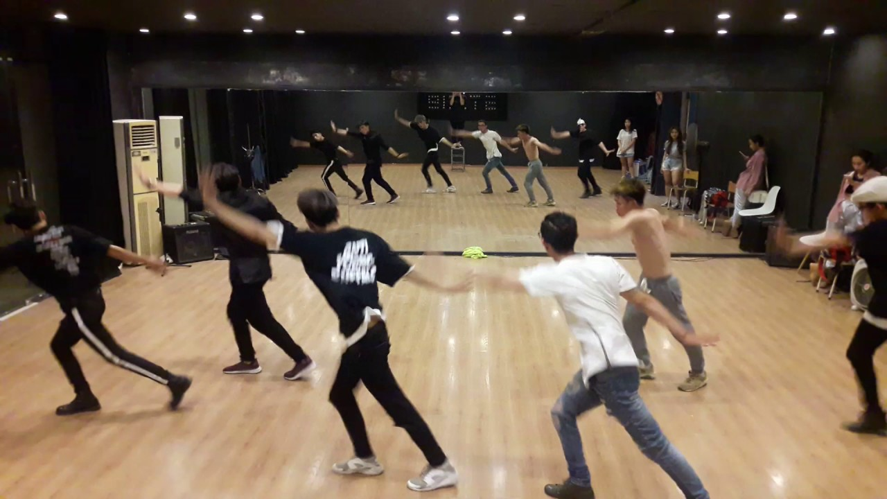 New Face - PSY | St319 Dance Practice - YouTube
