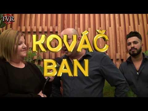 Interview S Kapelou Kováč Band (21.10.2017)