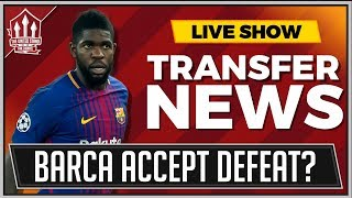 UMTITI Free To Join MAN UTD! Man Utd Transfer News