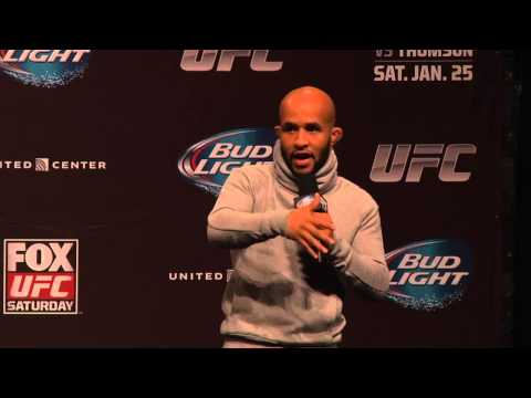 UFC on FOX 10: Fight Club Q&A with Demetrious Johnson