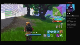 I've got a glitch for the fortnite!!!