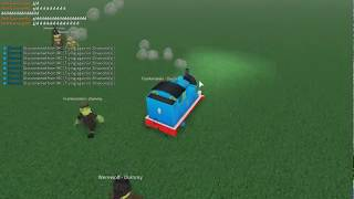 Roblox script Showcase # 3 máquina de Thomas dank