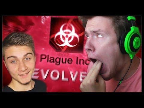 Z ĎATLOVÝCH PRENKOV VRACIA CELÝ SVET! - Plague Inc: Evolved #1