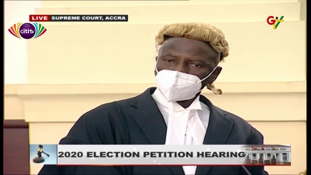 Download Election Petition: Asiedu Nketia cross examined on NDC's declaration of Mahama as  2020 polls winner