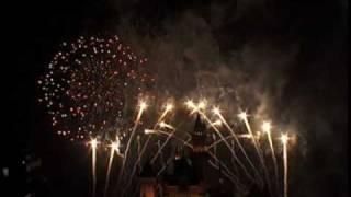 Disneyland July 4th 2009 Fireworks - Disney
