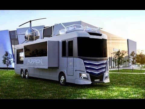 0 - Camping mit Luxusfaktor: Elysium von Furrion Design