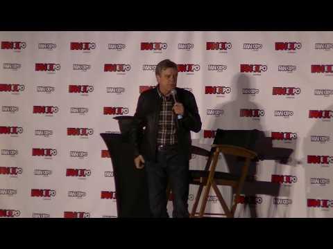 Mark Hamill at Fan Expo 2016