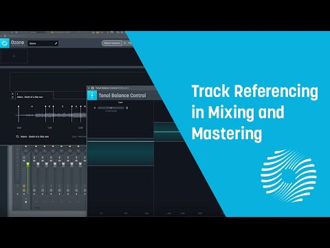 How to Mix and Master with Reference Tracks in Ozone