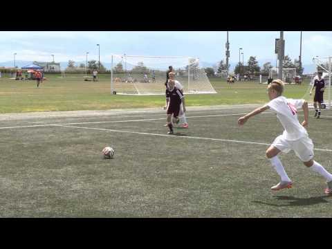 United SC Premier vs La Roca DB-U14 tournament soccer