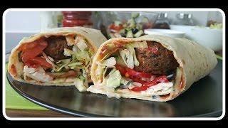 Falafel &Falafel Wraps| Bombay Berlin Ep-23
