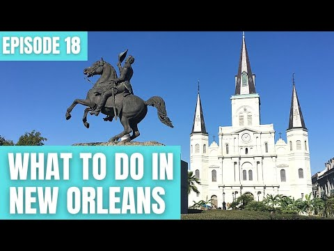 New Orleans - French Quarter, Lafayette Cemetery, and More!