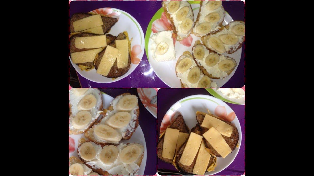Завтраки для всей семьи