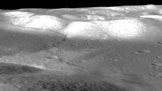 Lunar Orbiter Reveals: The Moon Is Shrinking