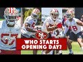 Live! Which 49ers Linebackers Are On The Bubble?