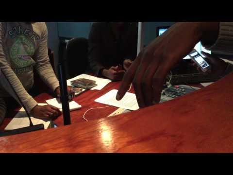 Kasie FM Interviews Arnold Mhlamvu, founder of Trackwave Digital