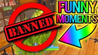 BANNING MY BEST FRIEND! | Fortnite Funny Moments #1