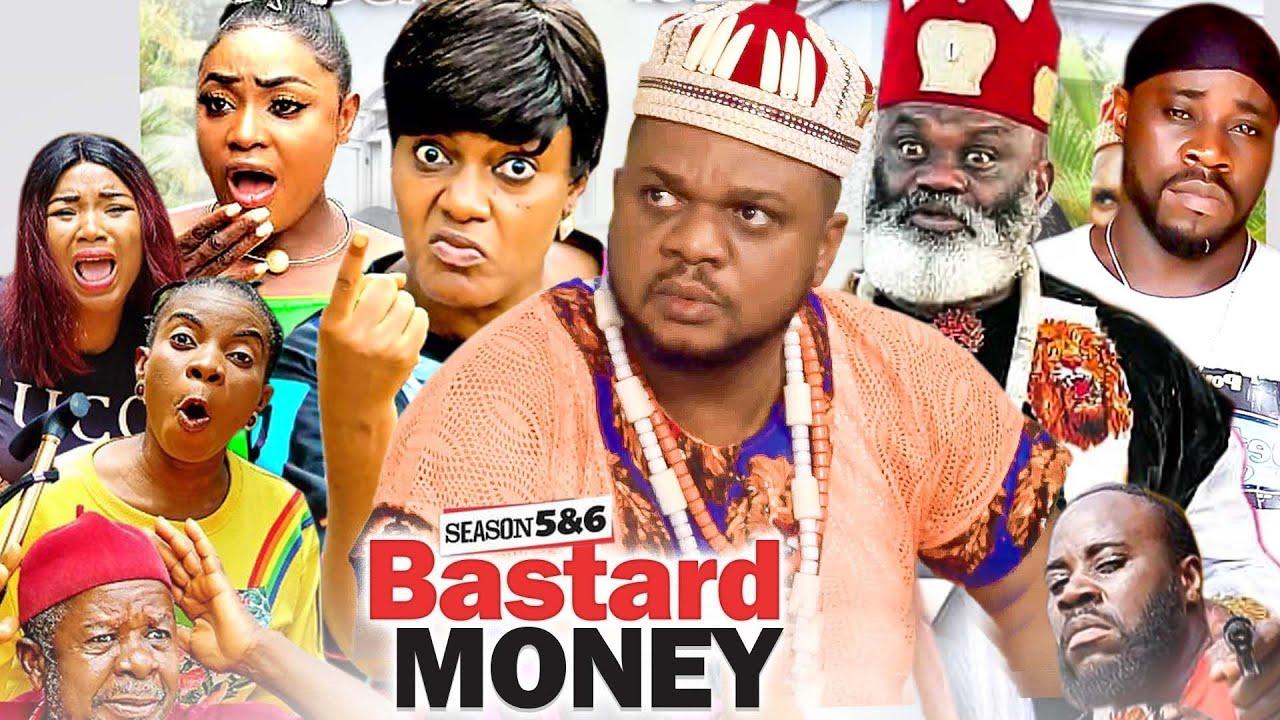 Download BASTARD MONEY Complete 1&2 (KEN ERICS NEW MOVIE) QUEEN NWOKOYE 2021 LATEST NIGERIAN MOVIE/ NOLLYWOOD