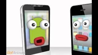 The boring smart phones