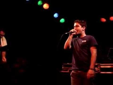 "Hip Hop Karaoke NYC: ""Guillotine (Swordz)"" Robert Downey Jr."